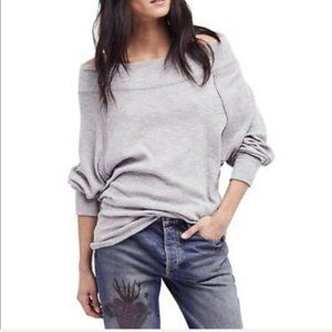 Free People Palisades Thermal Pullover M